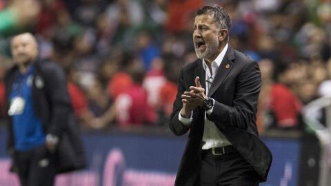 El colombano firmó una de las mejores eliminatorias de México en su hist...