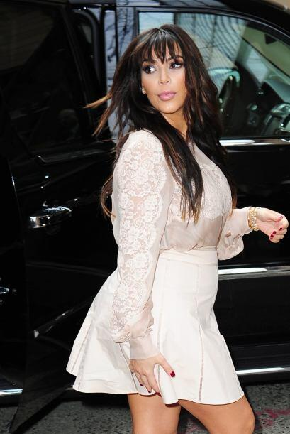 Las primeras semanas fueron sencillas para Kim.