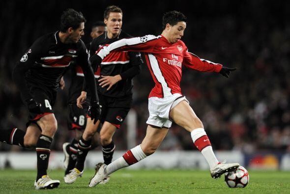 Héctor Moreno llegó al futbol holandés en 2008 cuan...