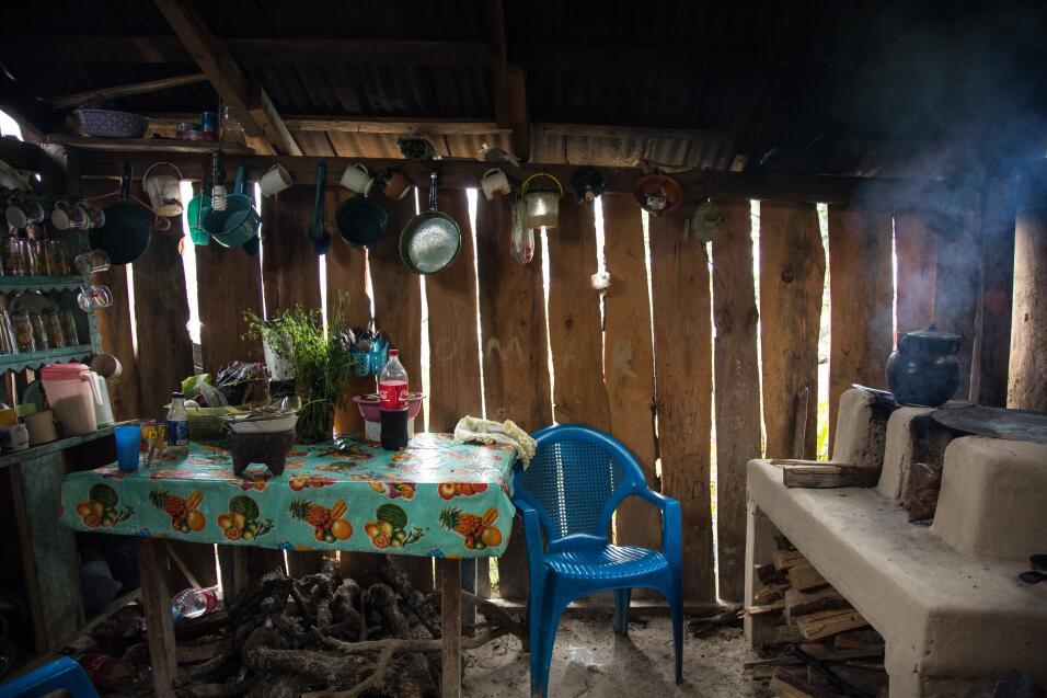 Mientras más se asciende en la Sierra mexicana, mayor pobreza se...