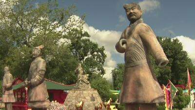 Lucky Land, un parque temático inspirado en la cultura china para disfrutar en familia