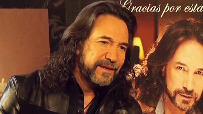 Marco Antonio Solís 'El Buki' mejoró su relación con su hija mayor