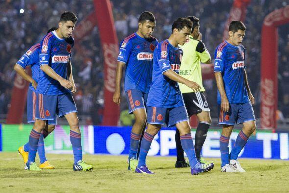 Desde el Apertura 2011 cuando acabaron en primer lugar las Chivas del Gu...