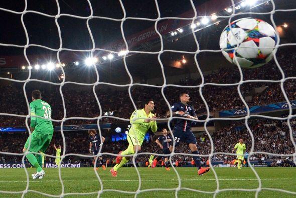 El Barcelona venció al París Saint-Germain y se llevó una victoria impor...