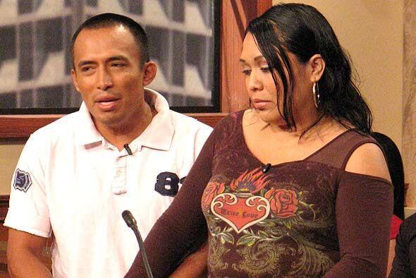Hilario demandó a una mujer que llevó a su esposa con unos tratantes de...