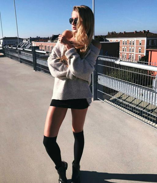 Alica Schmidt, promesa más sexy del atletismo alemán  captura-de-pantall...