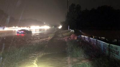 Las inundaciones y estragos que han causado las intensas lluvias en el Metroplex