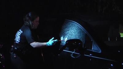 Adolescente que intentó robar auto es herido de bala