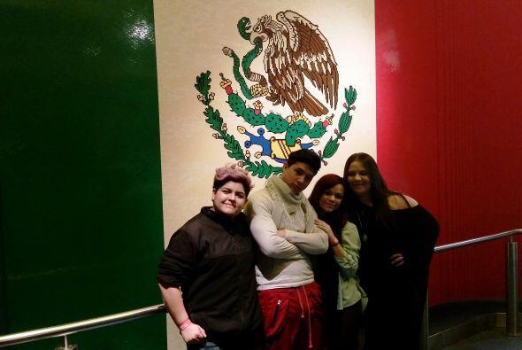 Gracias México por todas las cosas increíbles y hermosas q...
