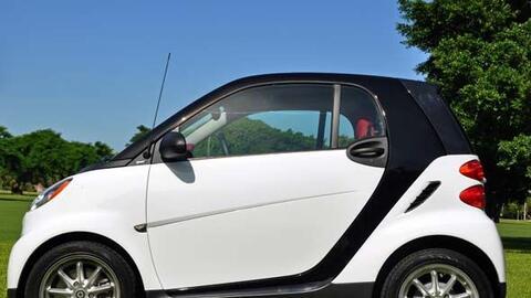 El smart fortwo disfruta de una reputación mundial al ser el auto...