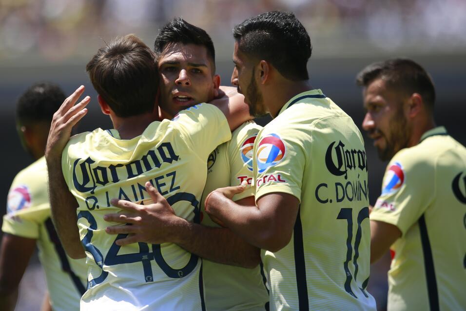 60. Club América (México - Concacaf) / 150 puntos