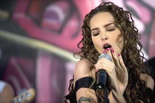 Belinda, el hermoso y tormentoso amor de Giovani dos Santos BELINDAvideo...