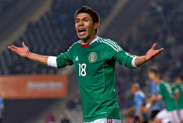 En esa Copa América Oribe vería pocos minutos ante rivales como Chile, P...