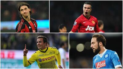 Gonzalo Higuaín se suma a la lista de 'traidores' en el fútbol