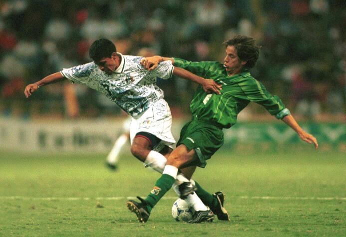 Así fue el título de México en la Copa Confederaciones de 1999 19990730_...