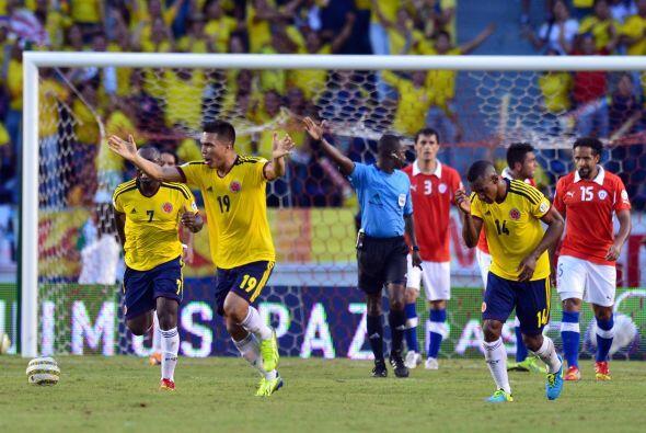 'Teo' participó con un gol en la remontada histórica ante Chile con la C...