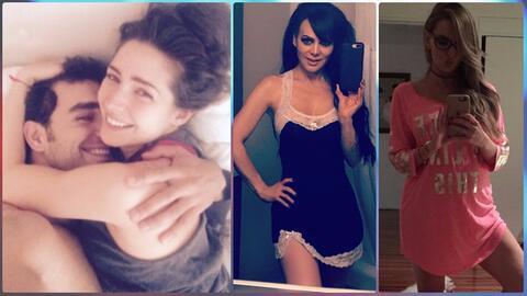 Mira cómo se van a la cama los actores de telenovela