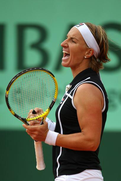 Como todos apostaban, Svetlana Kuznetsova se llevó el trunfo ante la can...