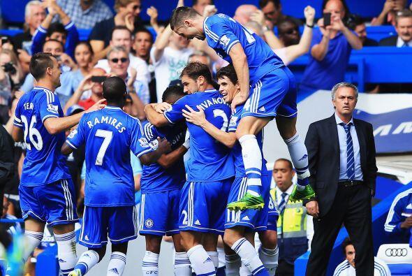 Otro serio candidato al título siempre es el Chelsea, que en la 2013-14...