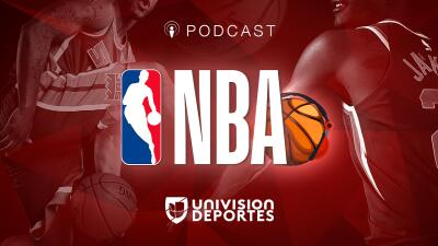 Cada semana un podcast de NBA por Univision Deportes.