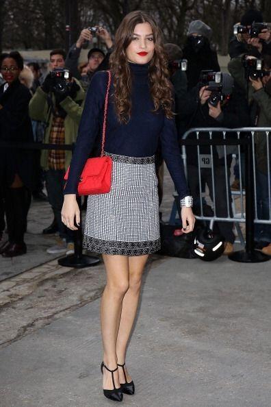 La chica más 'fashion' de la descendencia  Jodorowsky, Alma Jodorowsky,...