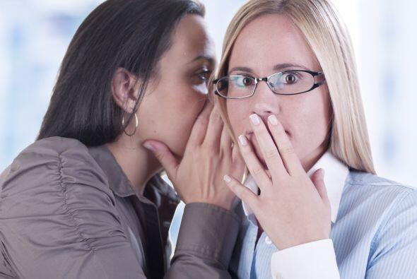 Peligros que debes evitar: Darle credibilidad a un chisme, murmuración o...