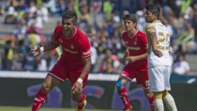 Toluca se aprovechó de la mediocridad de su rival y se llevó tres puntos...