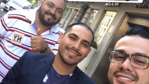 Espinoza Paz viajó a España para promocionar su mús...