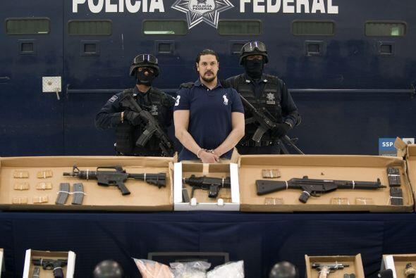 El JJ ya se encuentra bajo las autoridades mexicanas y de manera formal...
