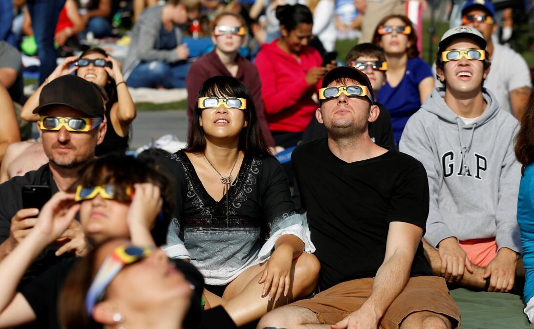 Eclipse Los Ángeles