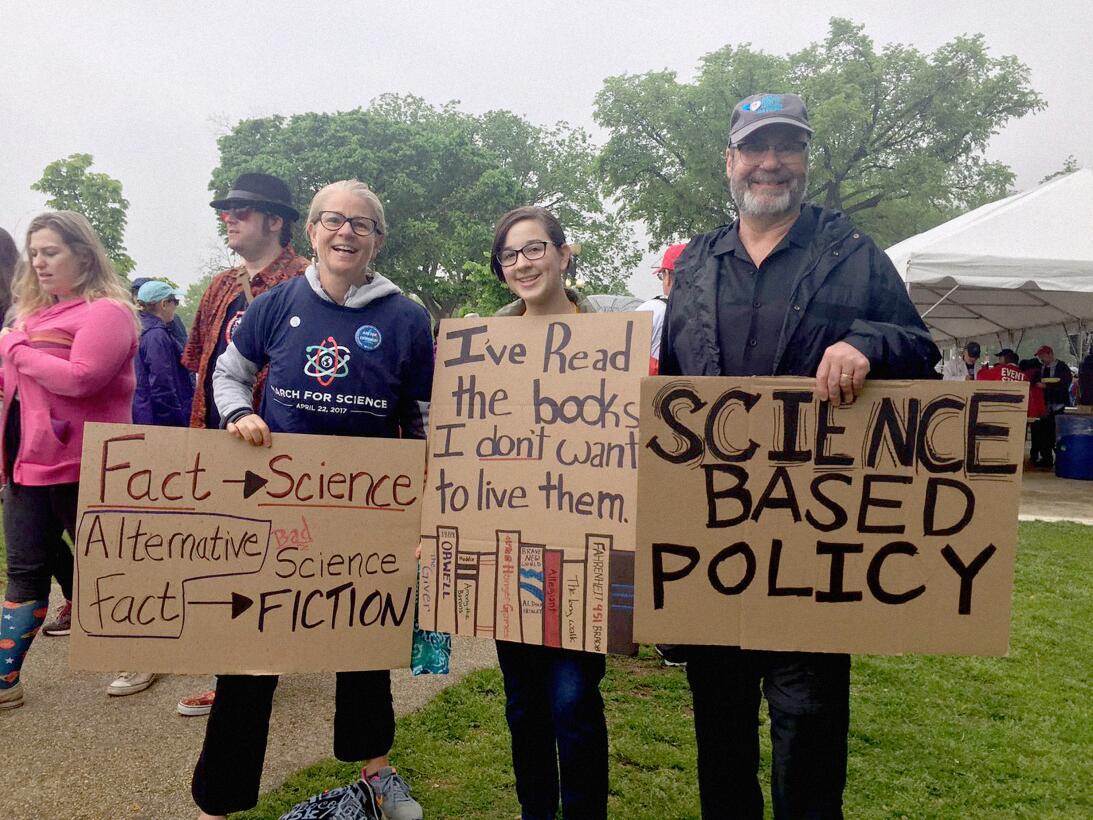 """""""Ignorar la ciencia le hace daño a las personas"""", advierten los científi..."""
