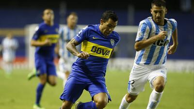 Boca Juniors empató 0-0 con Racing en Libertadores
