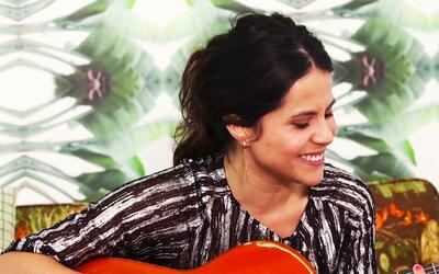 Live at U-LAB: Luz Pinos nos regala una versión acústica de su tema 'Mozo'