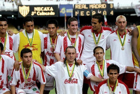 Sólo Necaxa es la excepción, ya que ha logrado destacar ante clubes euro...
