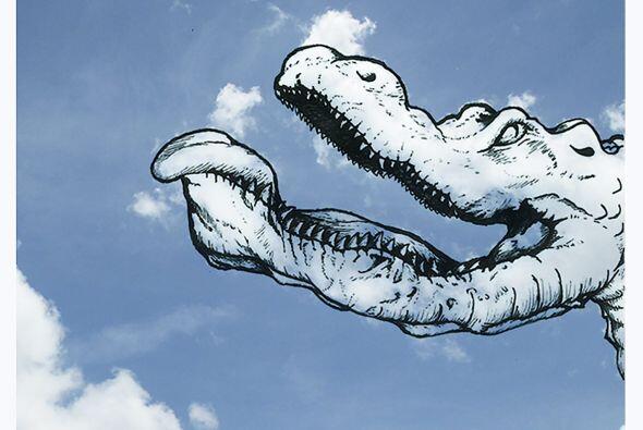 Mirar las nubes e imaginarlas con figuras es algo que todos han hecho po...