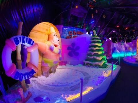 La esponja favorita de los niños ya está en Ice Land, una...