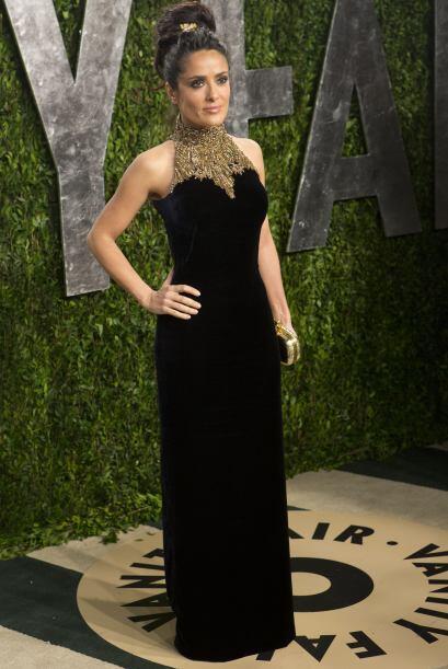 Salma Hayek: Es una actriz mexicana de teatro, cine y televisión así com...