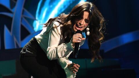 Camila Cabello no lloró cuando se fue de Fifth Harmony, pero sí derramó...