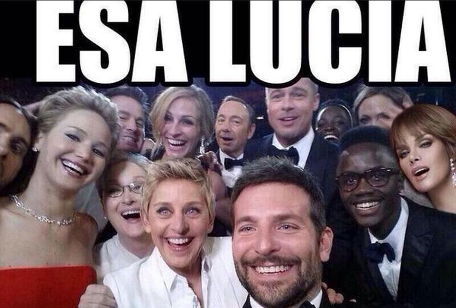 Lucía Méndez Memes