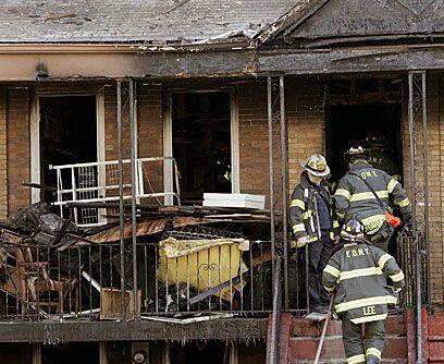 Tragedia familiar: Lo que parecía un incendio accidental termin&o...
