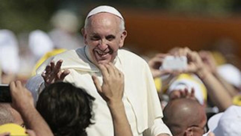 El Papa Francisco se reunirá el jueves en El Vaticano con el presidente...