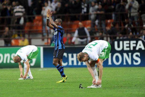 Con este marcador, Inter llegó a cuatro unidades en el sector A.