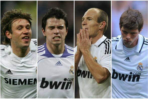 Estos atacantes no cubrieron las expectativas con el Real Madrid, alguno...