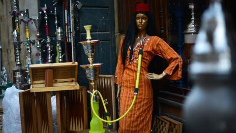 Plantean prohibir el uso y la venta de Hookah en el Alto Manhattan