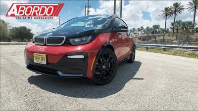 Primer Vistazo: 2018 BMW i3s | A Bordo