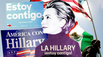 Did Hillary Clinton's Spanish-langauge campaign ads help Donald Trump?