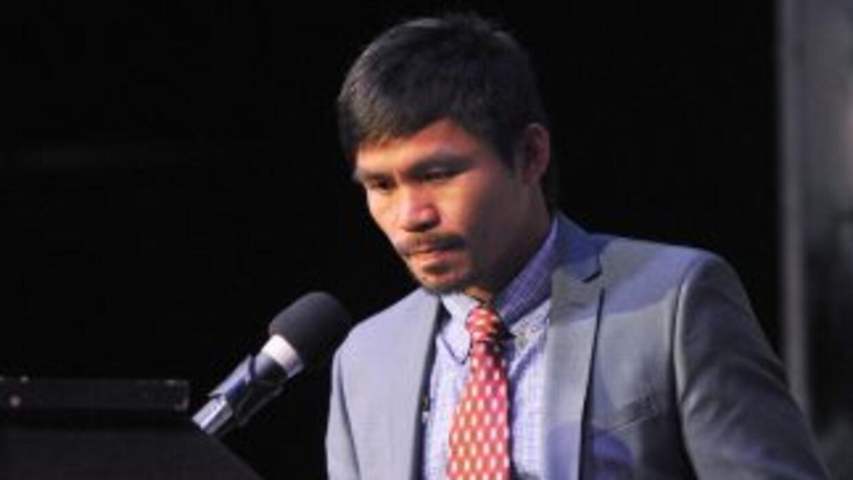 Manny Pacquiao no sólo quiere el título de BRadley, busca mucho más.