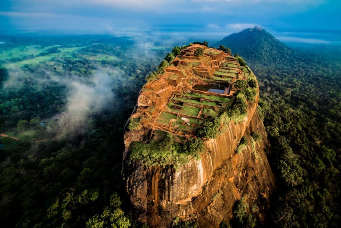 Las 23 mejores fotos tomadas con drones este 2017  The great Sirigya by...