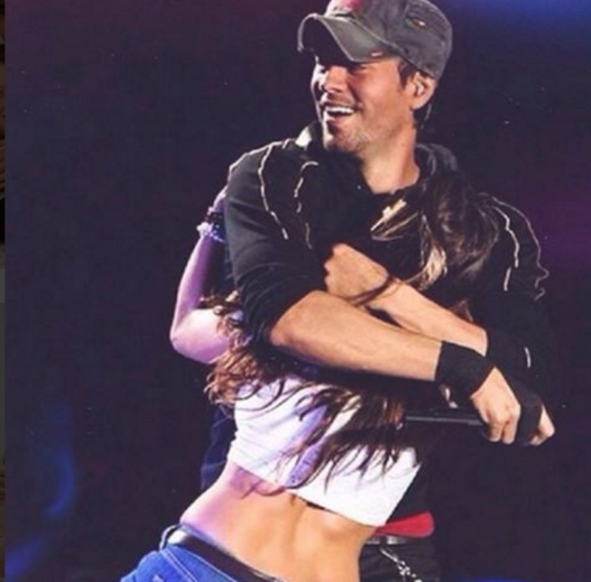 Las 7 fotos más graciosas de Enrique Iglesias en Instagram Screen Shot 2...