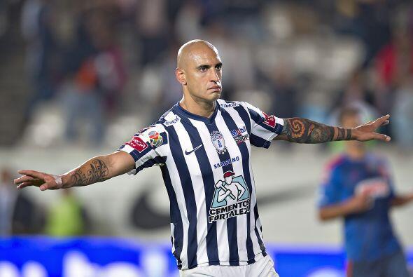 Ariel Nahuelpán ha tenido actuaciones aceptables con Pachuca, pero su ef...